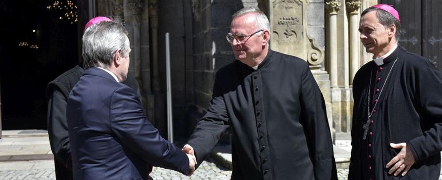 Wizyta wiceprezesa Rady Ministrów prof. Piotra Glińskiego