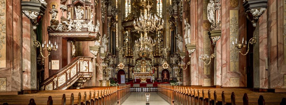 Dotacja Przyznana na remont katedry
