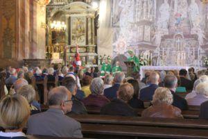 msza katedra świdnica