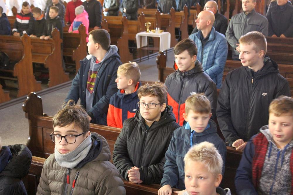 Katedra Świdnica 23.11.2019