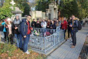 cmentarz al. Brzozowa