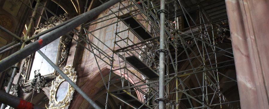 Rozpoczął się remont katedry