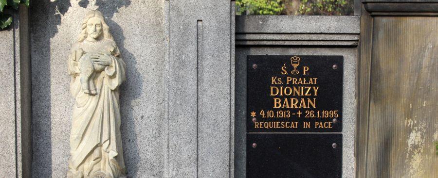 Mija 25 lat od śmierci ks. Dionizego Barana