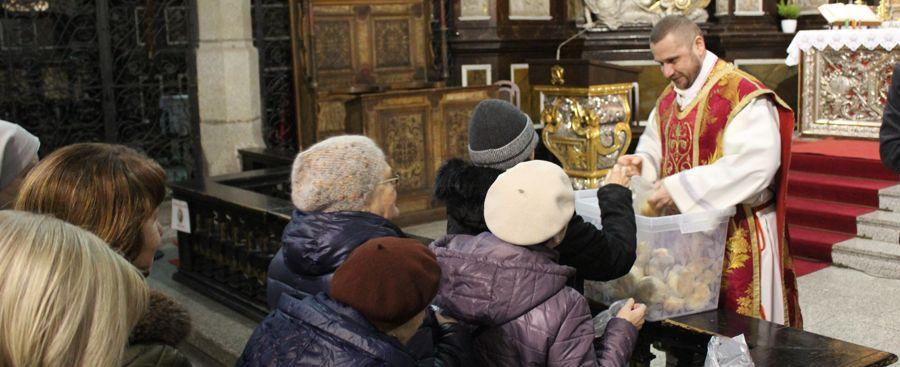 Chleb św. Agaty dla wszystkich