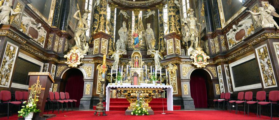 Wspierajmy katedrę w każdej formie