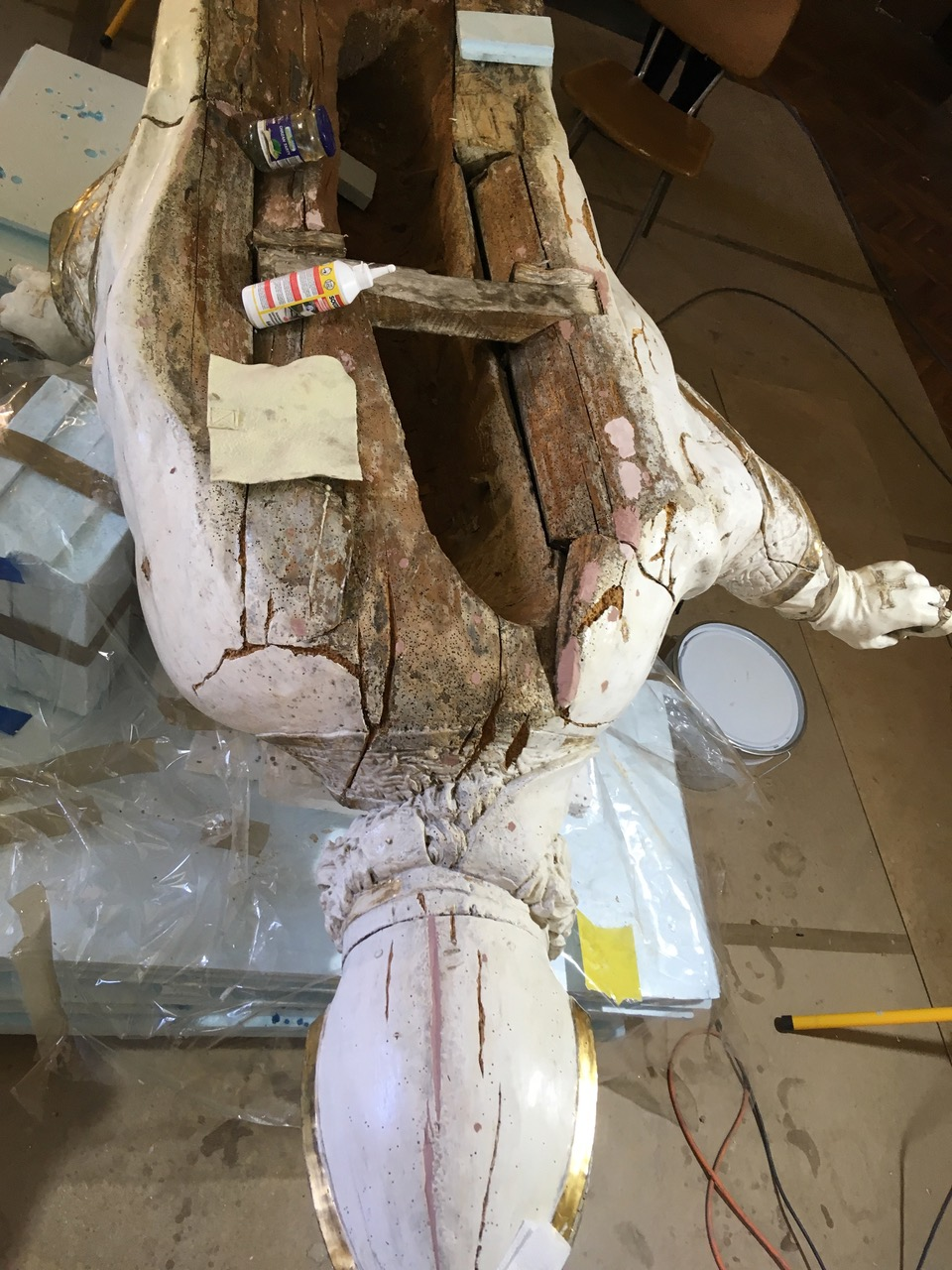 Remont Katedra Świdnica 2020