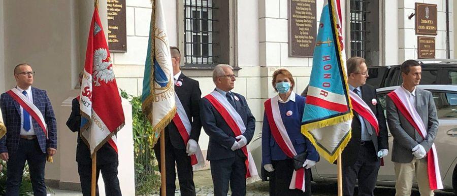Rubinowe gody polskiej Solidarności