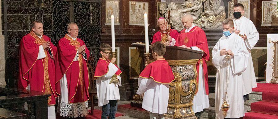 Katedralny odpust ku czci św. Wacława Męczennika