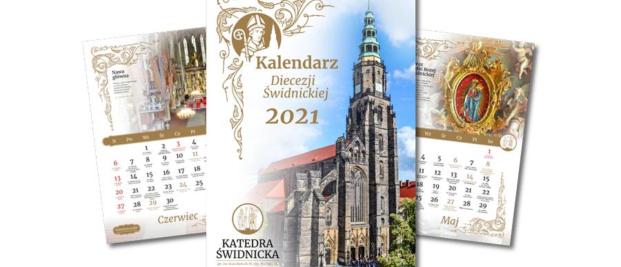 Kalendarz diecezjalny już do nabycia