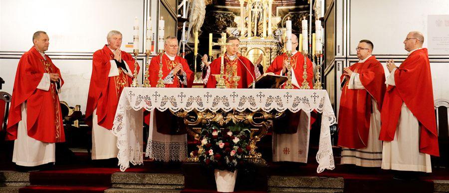 Dążąc do świętości – odpust św. Wacława