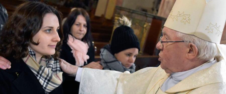 Odbyło się diecezjalne bierzmowanie