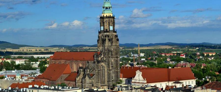 Mocny reportaż o katedrze w Świdnicy