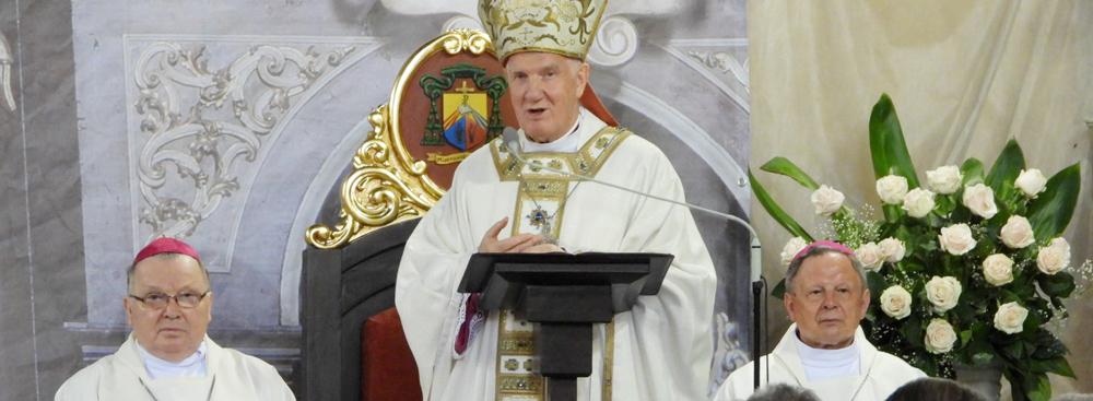 50 lat kapłaństwa biskupa Ignacego Deca