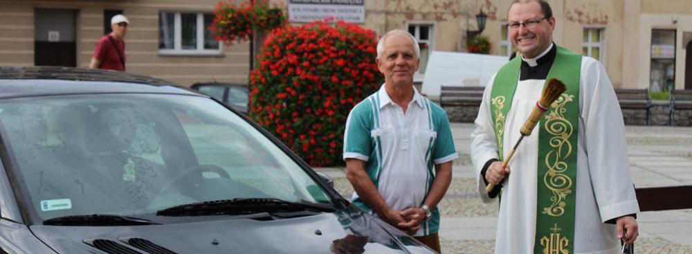 Pod opieką św. Krzysztofa patrona kierowców