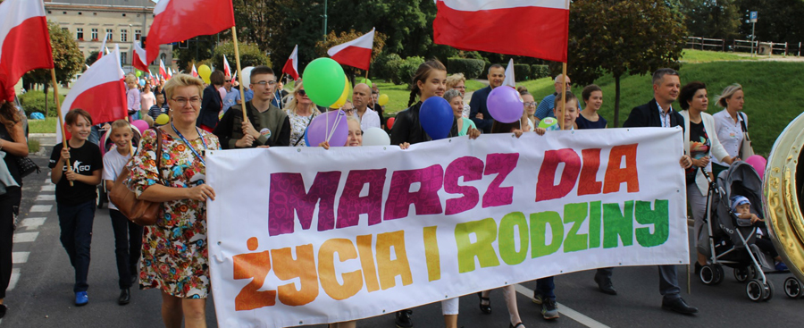 Marsz dla Życia i Rodziny – Świdnica 2019