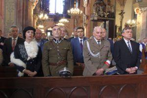 żołnierz katedra