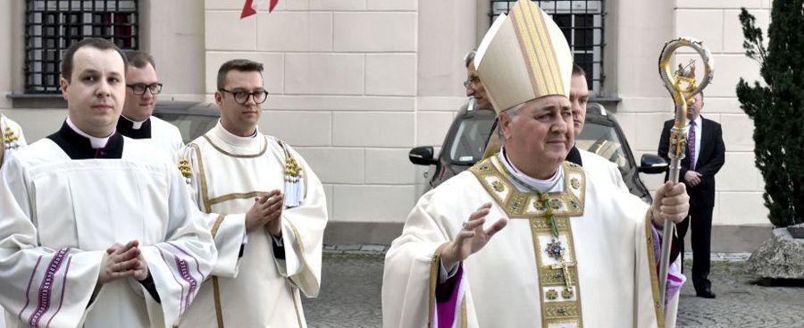 Nuncjusz Apostolski przybędzie ponownie