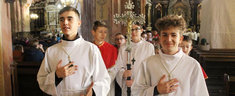 Spotkanie Służby Liturgicznej w Katedrze