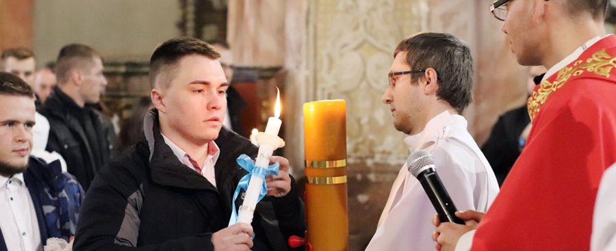 Niedziela Chrztu Pańskiego z ks. Pawłem