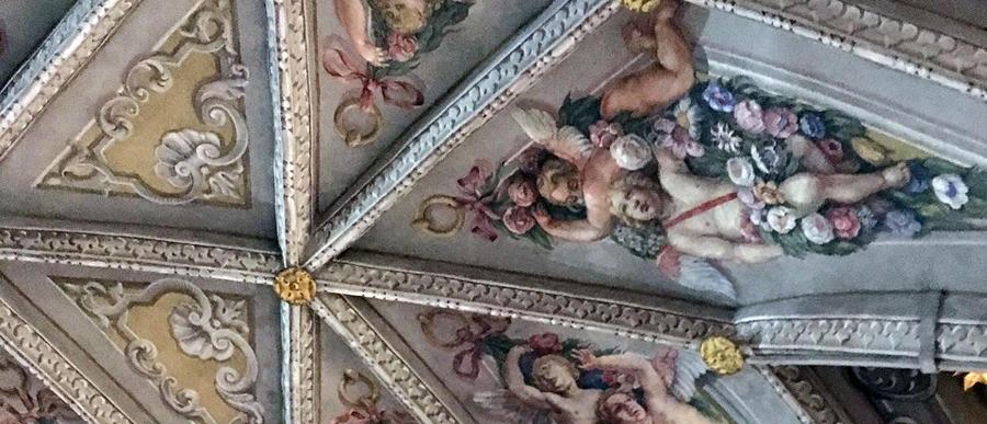 Barokowe freski odzyskują blask