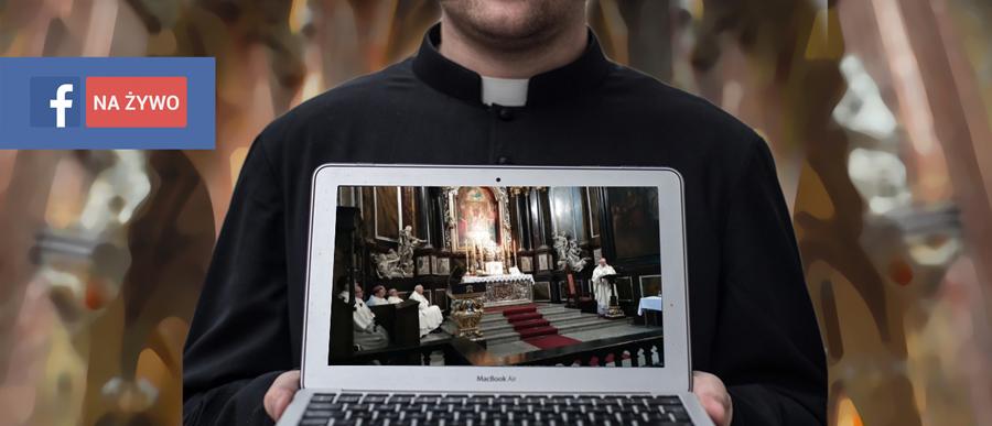 Relacje z niedzielnych Mszy świętych