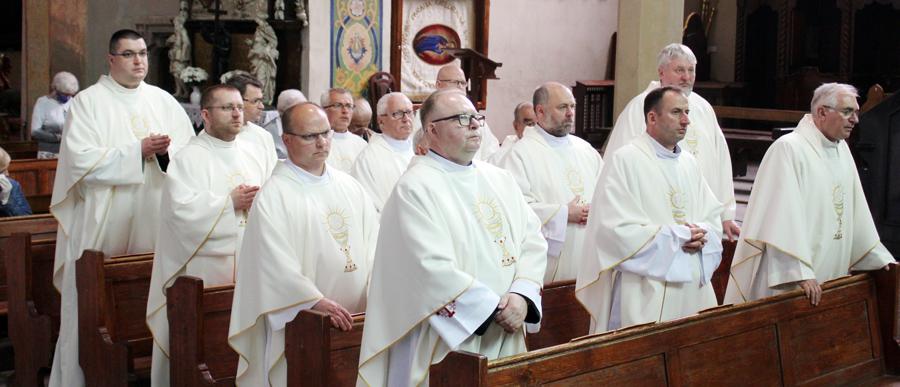 Spotkanie spowiedników katedralnych