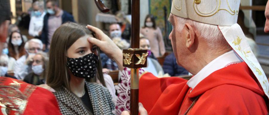 Kwartalne bierzmowanie diecezjalne