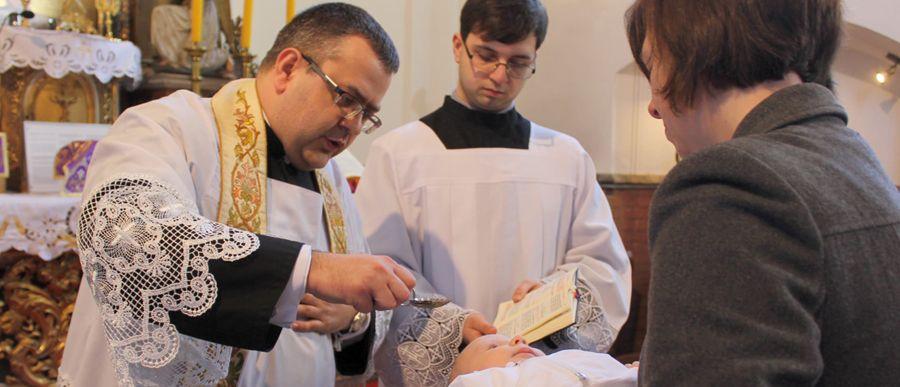 Chrzest w nadzwyczajnej formie