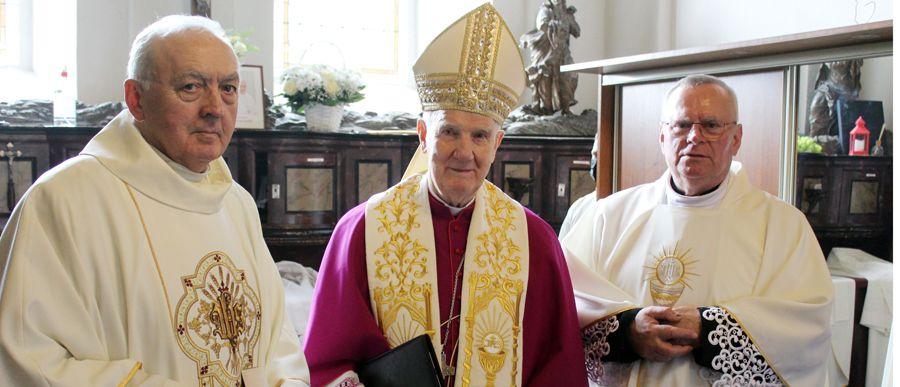 50 lat kapłaństwa ks. prał. Jana Bagińskiego