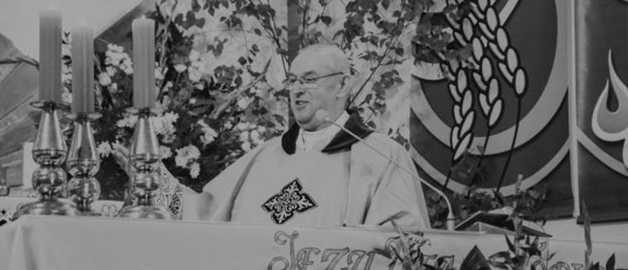 Zmarł ks. prał. Krystian Hyla, były wikariusz naszej parafii
