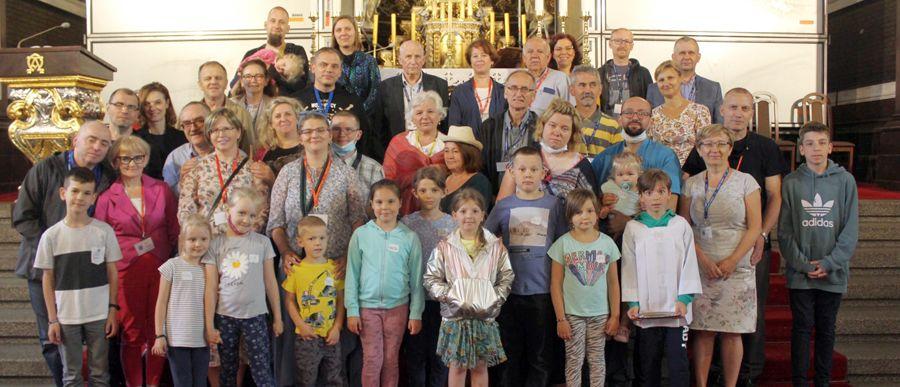 Rekolekcje Oazowe rozpoczęli w katedrze