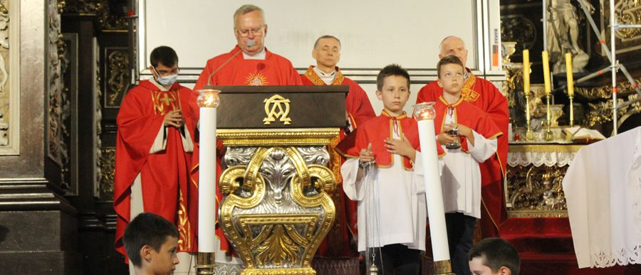 W intencji papieża Franciszka